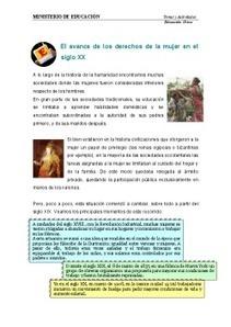El avance de los derechos de la mujer en el siglo XX - Recursos educ.ar | Activismo en la RED | Scoop.it