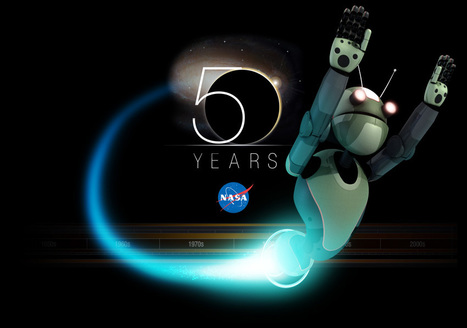 50th Anniversary of NASA | Technology in Education | Scoop.it