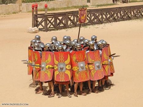 LEGIO VII CLAUDIA: Tácticas y formaciones del ejército romano | Cultura Clásica 2.0 | Scoop.it