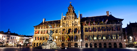 "Visit Antwerpen – Official tourism portal of Antwerp Tourism & Convention. | Do you know ""Belgium""? ベルギーって言う国知ってますか? 