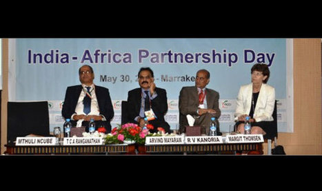 Africa-India Partnership Day being held in Rwanda | Latest News ... | Building Community Capacity | Scoop.it