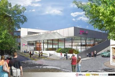 Liège: l'offre en piscines étoffée d'ici 2020 | Réhabilitation de décharges et friches industrielles - Environnement et Ecologie | Scoop.it