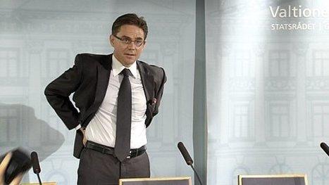 Katainen: No Common Ground with SDP - YLE News | Finland | Scoop.it