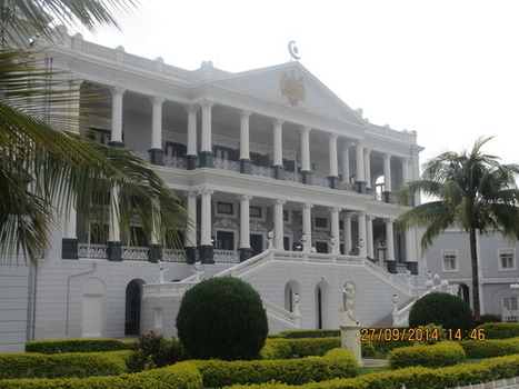 Fit for Royalty at the Taj Falaknuma Palace   Odyssey Tours and Travels   Scoop.it