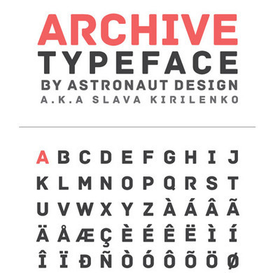 100 Greatest Free Fonts Collection for 2012 | Awwwards | Logo | Scoop.it