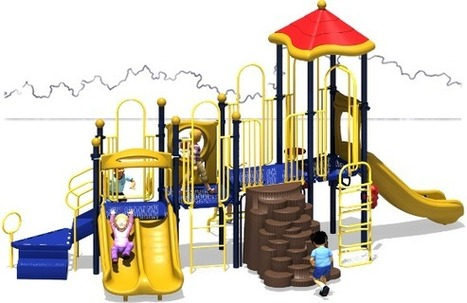 Tons of Fun | Commercial Playground Equipment | Commercial Playground Equipment | Scoop.it