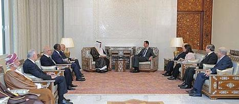 Arab League Awaits Syria's Reply on Crackdown | Coveting Freedom | Scoop.it