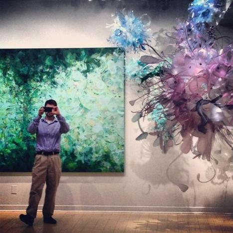 Reflection vs. Collection: A New Report Looks at the Effect of Picture-Taking on Remembering the Museum Experience | Digital Stacks | Scoop.it