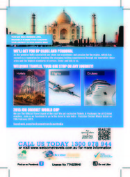 India Tour Operators and Holiday Booking Agents Australia | Akash Travels | Scoop.it