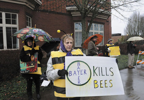 Pesticide debate creates a buzz at OSU | Food issues | Scoop.it