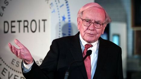 Billionaire Warren Buffett's 'Best' Investment: 7 Most Interesting Items From His Annual Letter | INTRODUCTION TO THE SOCIAL SCIENCES DIGITAL TEXTBOOK(PSYCHOLOGY-ECONOMICS-SOCIOLOGY):MIKE BUSARELLO | Scoop.it