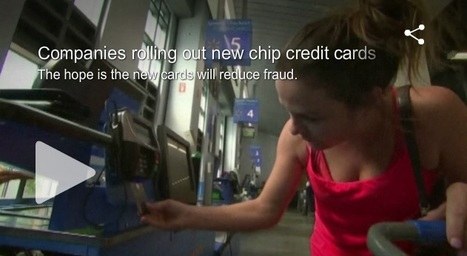 New chip credit cards are supposed to help prevent fraud | Fraud Investigations | Scoop.it