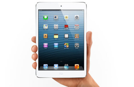'iPad mini retina kost maar 12 dollar extra' - Tablets Magazine | innovation in learning | Scoop.it