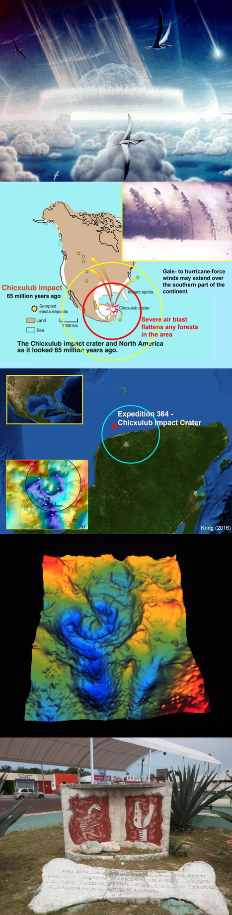 Chicxulub: How We Found the Dinosaur Doomsday Site | Amazing Science | Scoop.it