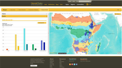 Mapping African Agriculture | IFPRI Insights Magazine | maisGEO | Scoop.it