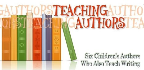Teaching Authors--6 Children's Authors Who Also Teach Writing ... | argumentative essay common core grade 4 | Scoop.it