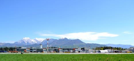 Aerodrom Ljubljana reduces its carbon footprint | EcoFriendlyFlying | Scoop.it