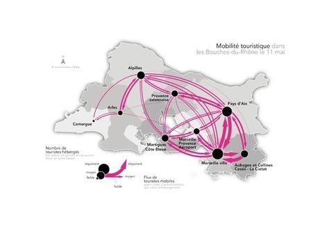 Influencia - Publi-info : Le big data et la mobilité révolutionnent l'observation du tourisme   e-biz   Scoop.it