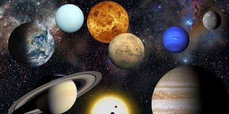 Chiron, un nouvel astre à anneaux dans le système solaire | Beyond the cave wall | Scoop.it