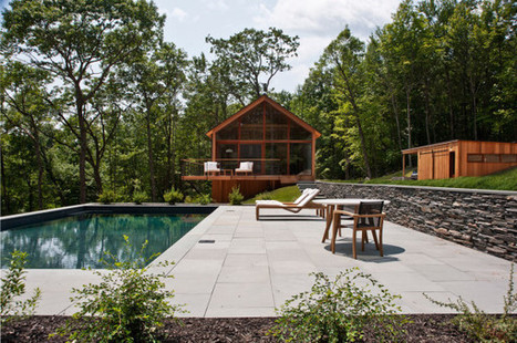 An Eco-Friendly Home in the Catskills | sustainable architecture | Scoop.it