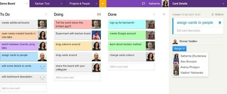Kanbanchi: Plan and Organise your Work from a Simple Google App - Kanbanchi | Startup software | Scoop.it