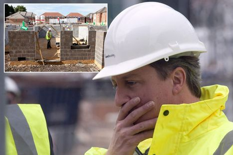 Tories' £570million housing scheme builds just 47 affordable homes in THREE YEARS | Welfare, Disability, Politics and People's Right's | Scoop.it