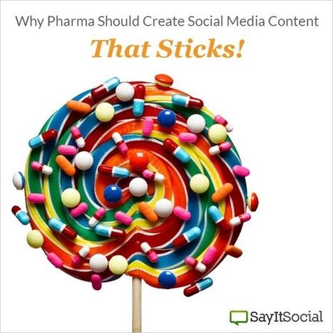 Why Pharma Should Rethink How To Use Social Media - | eSanté & Télémédecine | Scoop.it