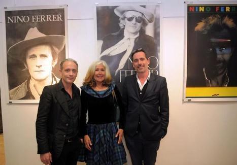 Le fils de Nino Ferrer a «voulu parler de l'homme» à la médiathèque José-Cabanis | Hôtel Héliot Toulouse | Scoop.it