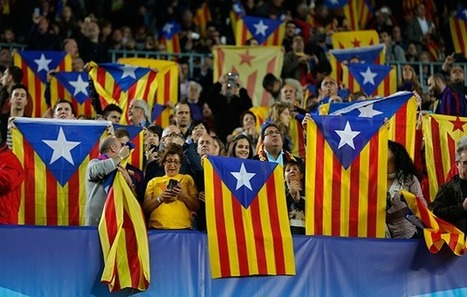 Barcelona claim flag ban denies them freedom of expression | REPUBLIC OF CATALONIA TIMES | Scoop.it