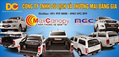 Max Canopy thương hiệu nắp thùng xe bán tải - Nắp thùng Canopy xe bán tải 2014 | Chia Sẽ Tổng Hợp | Scoop.it