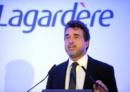 Lagardère poursuit son recentrage et affiche des ambitions modestes - La Voix du Nord   Groupe Lagardère   Scoop.it