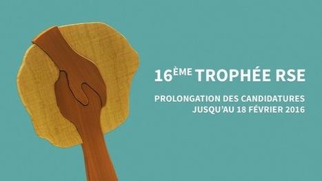 16e Trophée RSE de la profession comptable | Des idées à prendre ailleurs... | Scoop.it