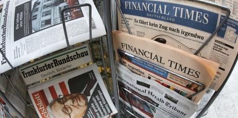 Les journaux allemands à leur tour rattrapés par la crise   MédiaZz   Scoop.it