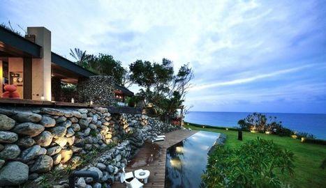 Superbe maison avec vues spectaculaires sur l'océan à Taiwan | Construire Tendance | Scoop.it