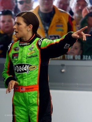 Danica Patrick shows women can succeed in F1 - Ecclestone - F1 ...   Women in Racing   Scoop.it