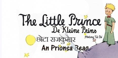 Comment le «Petit Prince» a conquis notre planète | De la plume au clavier | Scoop.it