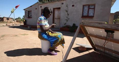 Namibie : un élève de 19 ans invente un téléphone sans fil, sans carte SIM, ni crédit | Africanews | 694028 | Scoop.it