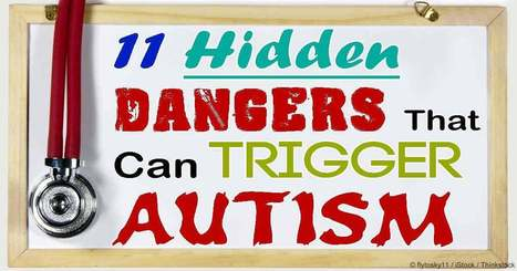 Environmental Toxins Linked to Rise in Autism | autism and mothers | Scoop.it