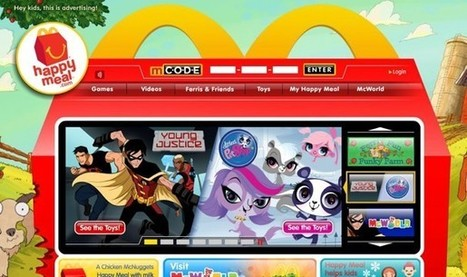 When is a kids' online game actually an ad? | MarketingHits | Scoop.it