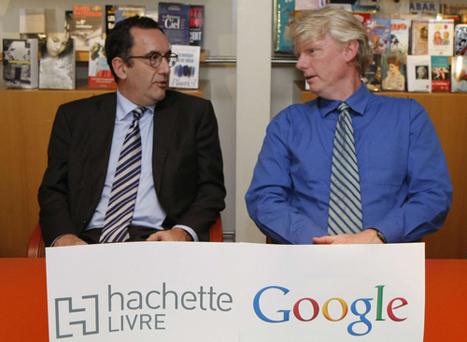Numérisation : Google et Hachette signent un accord définitif | Bibliothèques numériques | Scoop.it