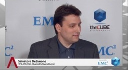 EMC's software-led enterprise is all about the future - SiliconANGLE   Digital-News on Scoop.it today   Scoop.it