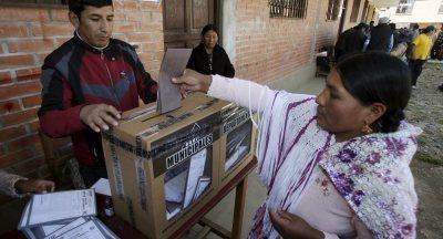 El MAS se afianza como la principal fuerza política en Bolivia | La R-Evolución de ARMAK | Scoop.it