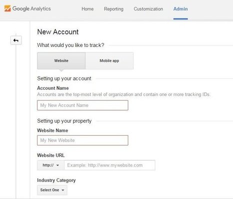 An absolute beginner's guide to setting up Google Analytics for your website | Search Engine Watch | Public Relations & Social Media Insight | Scoop.it