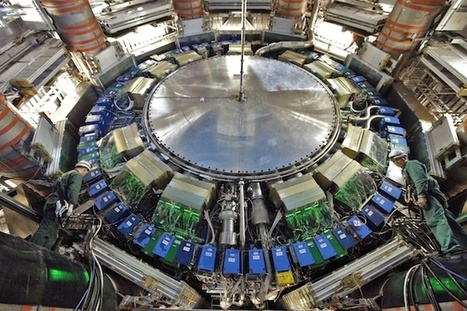 Watch a Livestream of the Higgs Boson Announcement Tonight | FutureChronicles | Scoop.it