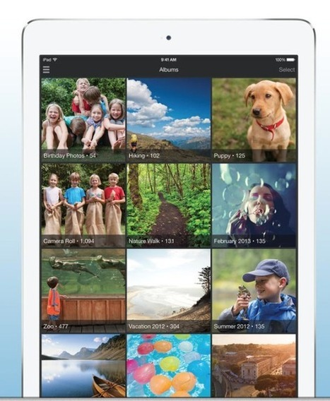Amazon Cloud Drive Photos For iOS Gets A New Look, Better Navigation & More  | TechCrunch | Mobile Technology | Scoop.it