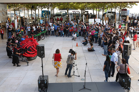 15 Fab Labs and 112 Projects Come Together at Maker Faire Lisbon | Make: | Research_topic | Scoop.it