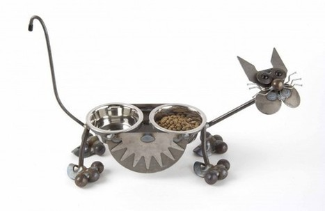 Cat Food Bowls | Ask The Cat Doctor | Scoop.it