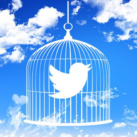 Twitter encage son oiseau : une évolution inquiétante | François MAGNAN  Formateur Consultant | Scoop.it