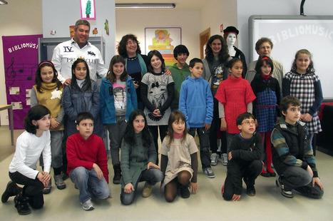 Lusofonias... Contos, leituras e culturas - Jornal da Mealhada | Pelas bibliotecas escolares | Scoop.it