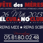 ? FÊTE DES MÈRES 2013 ? MENU RESTAURANT + ANIMATION MUSICALE LATINO ? | El Cubano Restaurant Bar Musical | Scoop.it